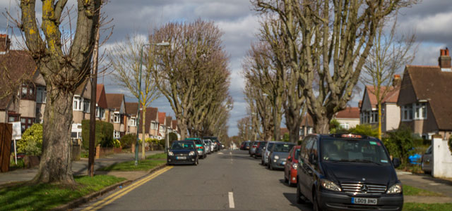 Residential Road, Sidcup